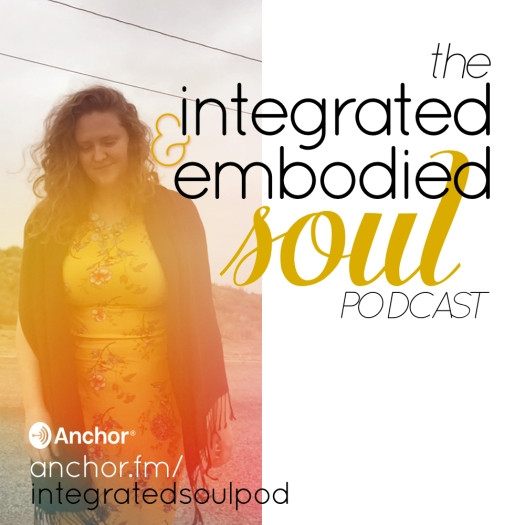 integrated soul podcast twitter