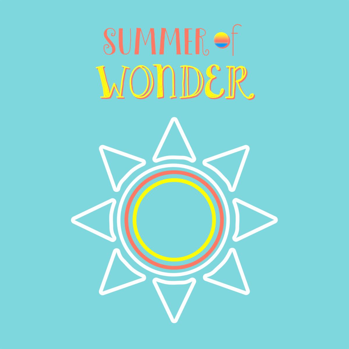 Summer of Wonder! Kids Yoga, Art, & Play Camp