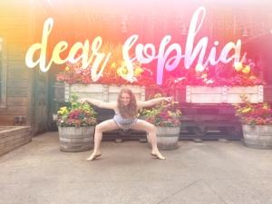 dear sophia cover art