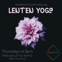 Lenten Yoga in Upland, CA