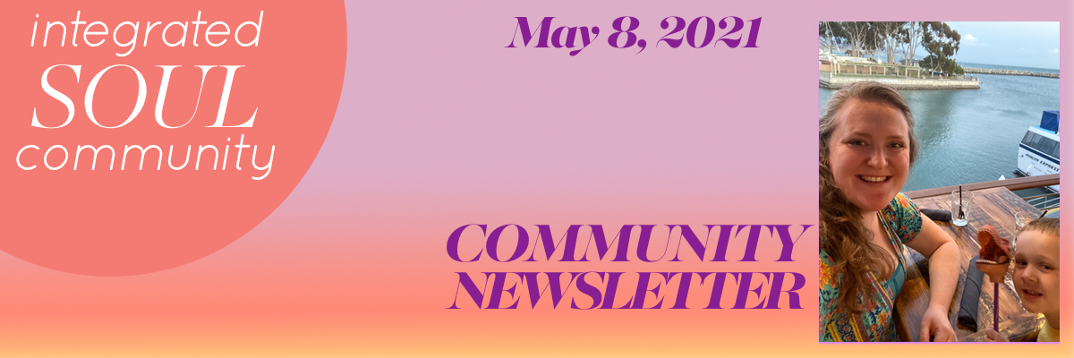 isoul cmmty newsletter dated email may 8